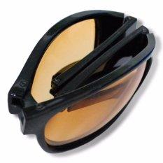 Jual Yangma Kacamata Lipat Anti Silau Hd Vision Fold Aways Hitam Yangma Di Jawa Barat