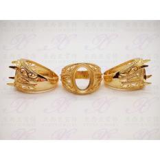 Yaxiya (Anting Kalung Gelang Liontin) Cincin Cangkang Gold18k China 153