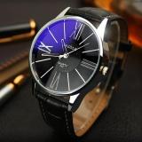 Spesifikasi Yazole 315 Pria Bisnis Sederhana Quartz Watches Hitam Intl Dan Harga
