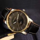 Harga Yazole Jam Tangan Pria Business Quartz Wristwatches Sport Quartz 348 Black Black Origin