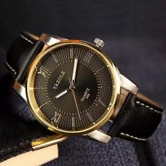Beli Yazole Jam Tangan Pria Business Quartz Wristwatches Sport Quartz 348 Black Black Online Indonesia