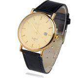 Harga Ybc Fashion Mewah Kulit Strap Wrist Watch Kuarsa For Dua Orang