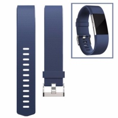 Yika Fitbit Charge 2 Strap Band Gelang Watch Penggantian    Gelang Aksesori Ukuran: S