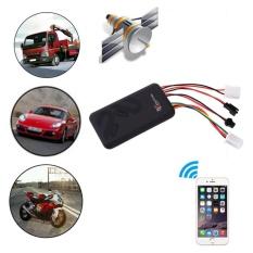 Realtime Gt06 GPS GPRS Mobil Tracker Locator Anti-Theft SMS Pelacakan SOS Alarm Yika