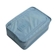 Yika Generasi Kedua Korea Sepatu Olahraga Bag Waterproof Lipat Kotak Sepatu Grosir Travel Portable Bag-Intl