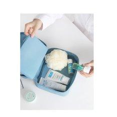 Yika Generasi Kedua Cuci Tas Tas Tas Kosmetik Paket Multi-fungsional Travel Paket-Intl
