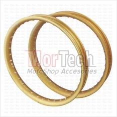 Yoshimura Velg Pelek Rim Ring Jari X Ride 115 cc Type U 14-140/160 Gold