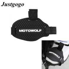 Justgogo Motor Pelindung Gear Shift Pad Protector Shifter Guards Terbaru