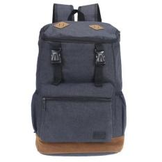 YSLMY Penjualan Langsung Pria Outdoor Travel Backpack Kepribadian Berkualitas Tinggi Grinding Tas Kenyamanan 35L Kapasitas Seismik Olahraga Tas A135- INTL