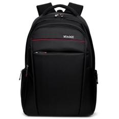 YSLMY Pria Laptop Backpack Bisnis Berkualitas Tinggi Wanita Perjalanan Tas Besar Kapasitas Unisex Sekolah Bag Mochilas X194-Intl