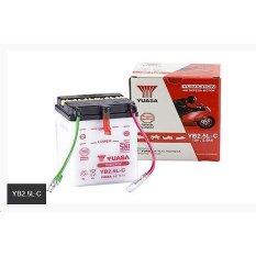 Spesifikasi Yuasa Battery Yb2 5L C Yumicron Putih Dan Harganya