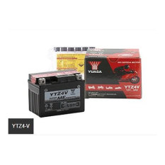 Beli Barang Yuasa Battery Ytz4 V Aki Kering Hitam Online