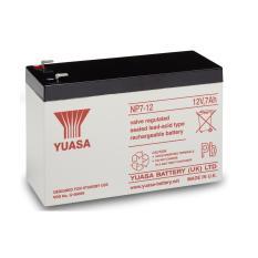 Beli Yuasa Np7 12A Aki Batteries Accu Kering Ups Vrla Pakai Kartu Kredit
