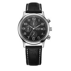 Yugos West Teng CITOLE Sport Table Fashion Mens Watch Retro QUARTZ Watch Timing Belt (Hitam)