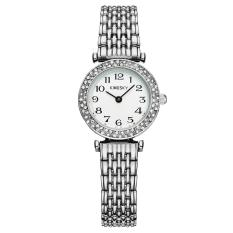 Yukufus 2016 Kingsky Menonton Pecinta Watch Swiss Brand Kecepatan Jual Lewat Perdagangan Luar Negeri Watch QUARTZ Watch Harga Pabrik (Putih Silver)
