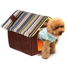 Yukufus Lembut dan Nyaman Kokoh Rumah Pet With Lembut Bantalan Dilepas Sempurna untuk Kucing Anak Kucing dan Anak Anjing 13.7