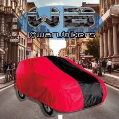 Harga Zafran Cover Sarung Penutup Mobil Suzuki Ertiga Warna Merah Baru Murah