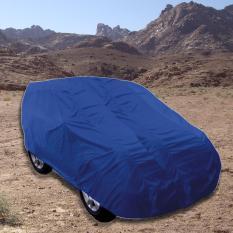 Zafran cover Sarung dan Penutup Mobil Toyota Agya dan Daihasu Ayla Sienta Warna Biru BCa