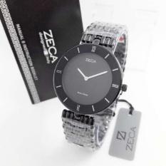 Harga Zeca Zc1002 Jam Tangan Wanita Stainless Steel Fashionable Yg Bagus
