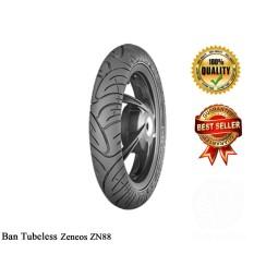 Zeneos - Ban Motor Tubeless Sport Matic Velg 14 Uk.100 80 ZN88