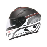 Jual Zeus Helm Full Face Double Visor Zs 806 Matt Black Ii50 Black Satu Set