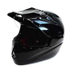 Diskon Zeus Helm Full Face Super Moto Zs2100B Polos Hitam Mutiara Zeus Di Indonesia