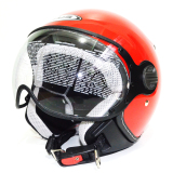 Toko Zeus Helm Half Face Zs 210K Polos Merah Zeus Online