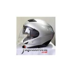 Jual Beli Zeus Helm Zs611 Solid Zs 611 Import Zs 611 Double Visor Di Indonesia