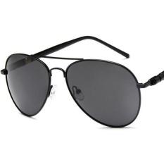 ZH Lady Fashion Sunglasses Kacamata Kacamata Drive Merah-Intl