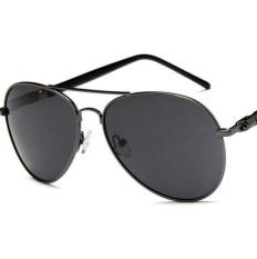 ZH Lady Fashion Sunglasses Kacamata Kacamata Drive Tan-Intl