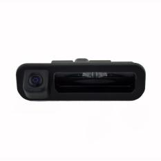Zhongsheng HD CCD Car Trunk Handle Mobil Rear View Camera untuk 2012/2013 Focus Hatchback Sedan Aksesoris Mobil