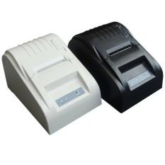 ZJ-5890T 58 Mm Thermal Pencetak Kwitansi Thermal USB Printer POS Printer AU Plug BK-Intl