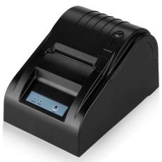ZJ-5890T 58 Mm Thermal Pencetak Kwitansi Thermal USB Printer POS Printer US Plug BK-Intl
