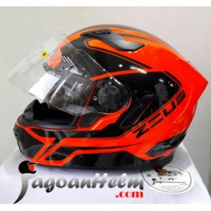 ZS-813 NEON ORANGE / AN6 BLACK