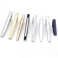 Zysta 8 Pcs Set Stainless Steel Indah GQ Klasik Bar Dompet Klip, Groom Kemeja Bisnis Pernikahan Mens Perhiasan + Kotak Hadiah-Intl