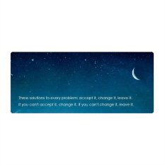 80*40*0.2cm Large Computer Gaming Mouse Mat Mousepad Easy Move