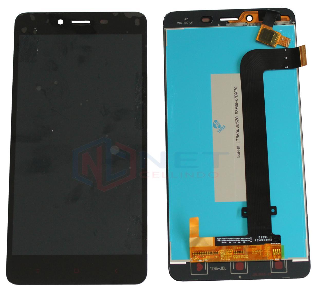 LCD XIAOMI REDMI MI NOTE 2 / NOTE2 + TOUCHSCREEN ORI