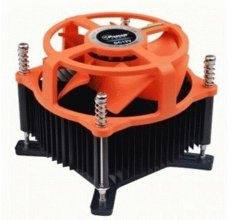 M Tech Fan Cooler Processor 775 Scorpion King Oranye Terbaru