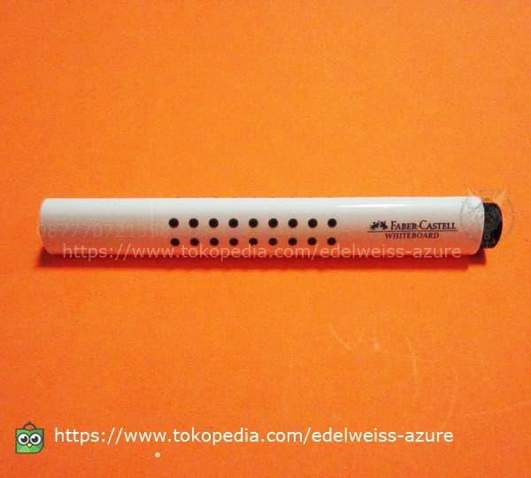 BEST SELLER Spidol Grip Whiteboard Marker Faber Castell ( Hitam ) - uVMtTUWM