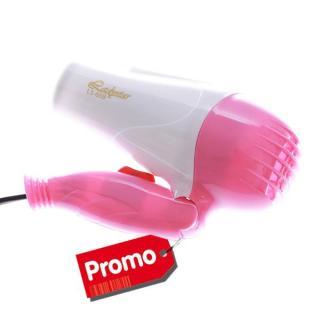 Hairdryer murah Travel Hair Dryer Type 658 - Silver thumbnail