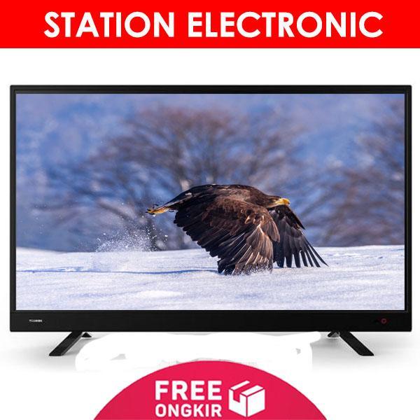TOSHIBA Full HD Digital w/ USB Movie LED TV 55 - 55L3750 - Khusus JABODETABEK
