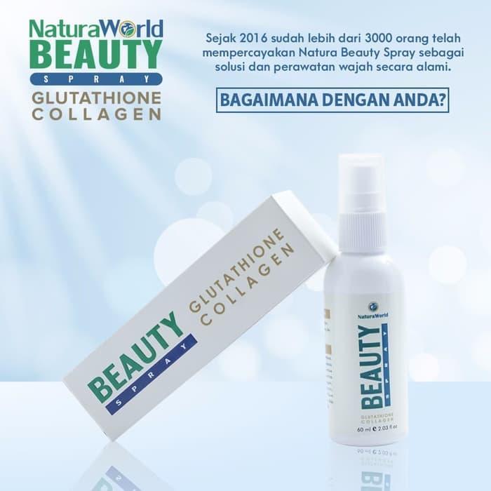 Natura World Beauty Spray Pembersih Wajah Alami Menghilangkan Flek-Flek Hitam Pada Wajah By Dekapedia.