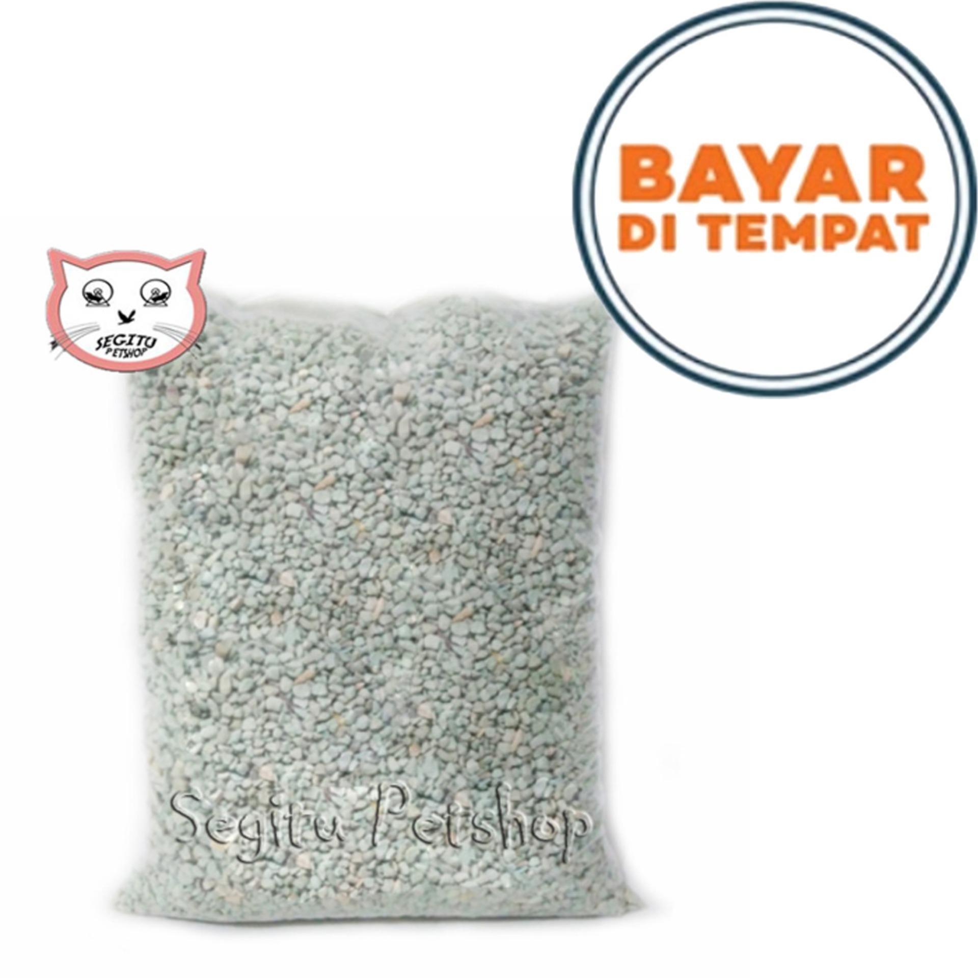 Pasir Kucing Zeolite No 2 (Repack) 1 kg