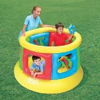 Bestway Splash And Play Jumping Cube Tempat Area Bermain Istana Anak By Sportsite.