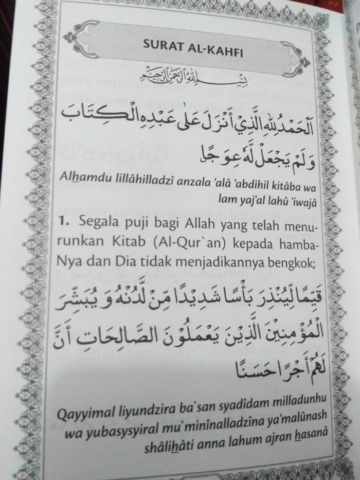 Kumpulan 7 Surat Yasin Al Kahfi As Sajdah Luqman Al Mulk Dll