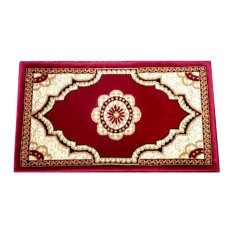Berfin Carpet Keset Turki Yaren 0710A Red Berfin Carpet Diskon 40