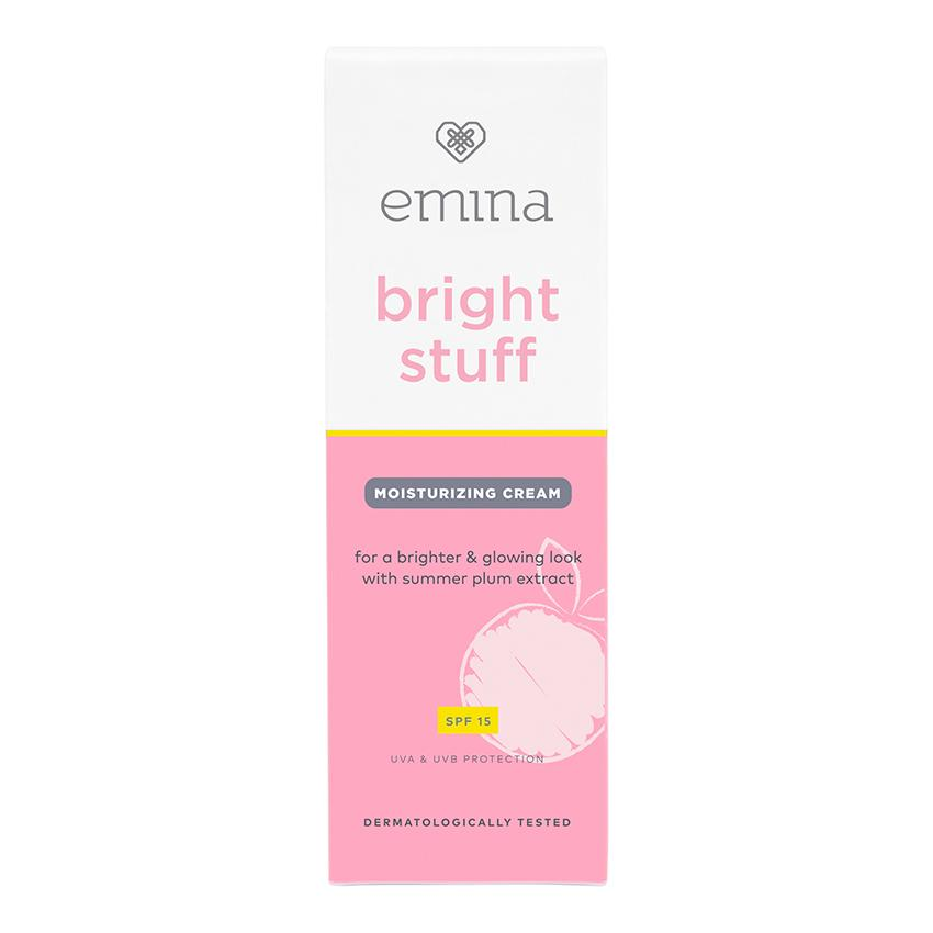 Emina Bright Stuff Moiturizing Cream 20 Ml By Lazada Retail Emina.