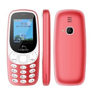 iCherry C253 Nostalgia - 3G - 2.4 inch - Dual SIM - Camera