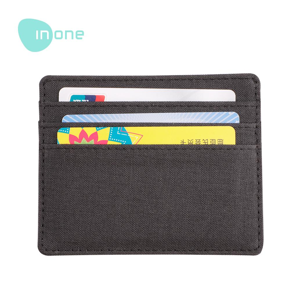 Inone RFID Blocking Card Holder 5ea8cd05bf