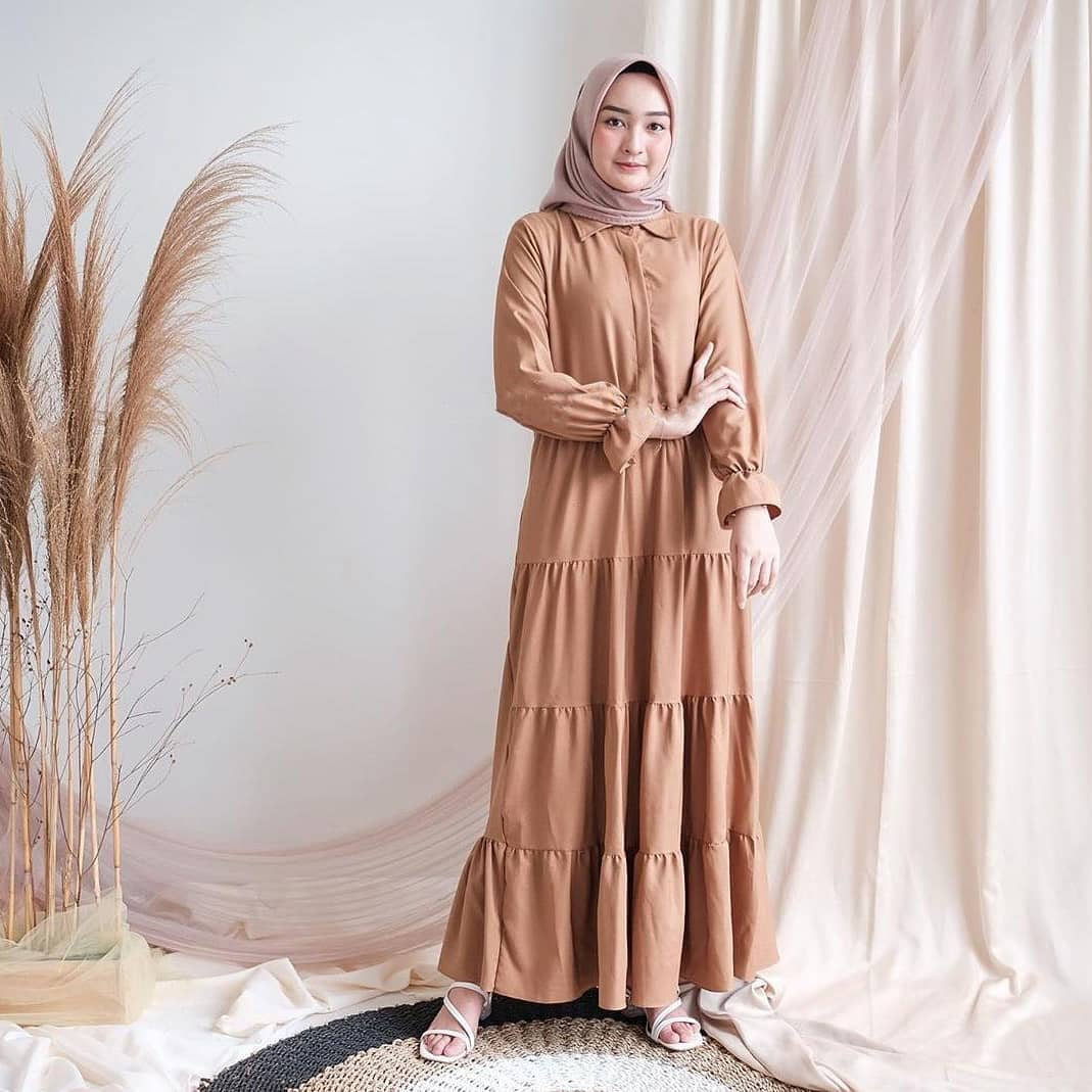 Tarisa Maxy Baju Gamis Wanita / Bayar Ditempat (COD) / Gamis / Gamis Wanita  / Gamis Terbaru / Gamis Wanita Murah / Model Gamis Terbaru / Gamis